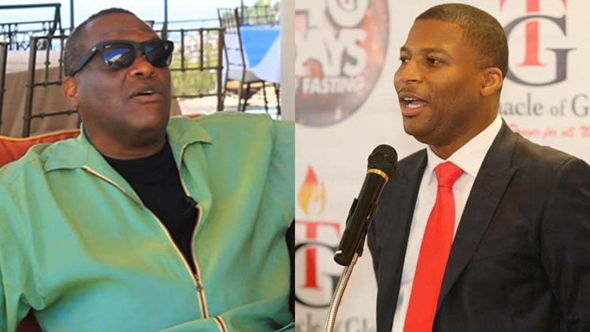 Shoubou vs Toussaint