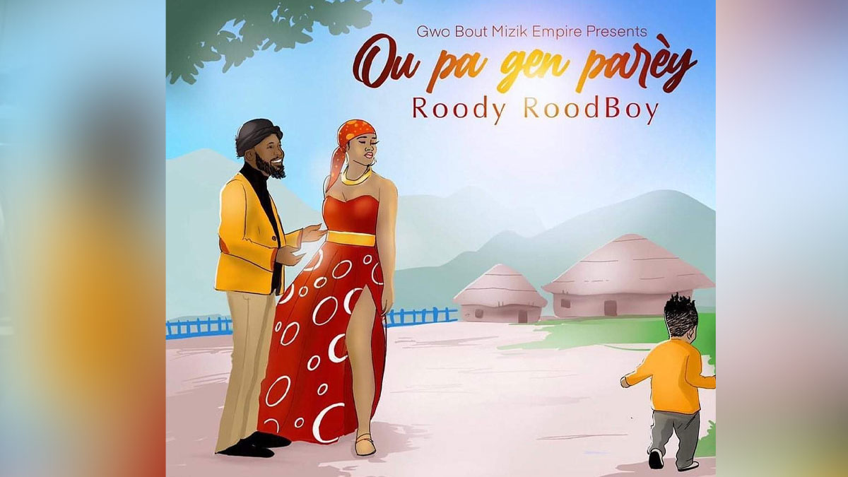 Roody Rood Boy et Famille