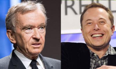 Elon vs Bernard